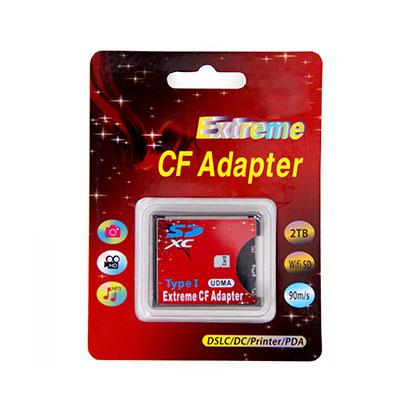 Fotogénci@s | Tienda y estudio de fotografía | Adaptador Compact Flash